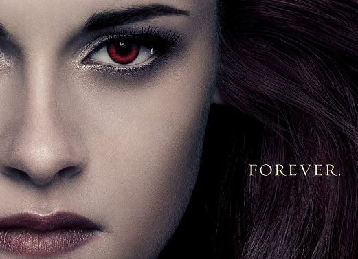 http://www.cococontacts.com/ Bella Swan on Blood Red Contact Lenses (Breaking Dawn)