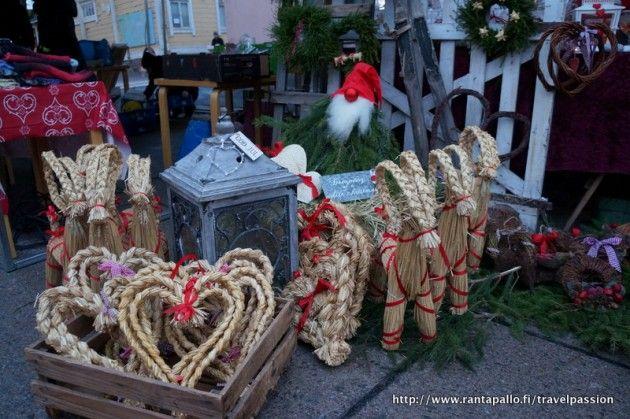 Länsi-Uudenmaan joulumarkkinoilla | Visit South Coast Finland