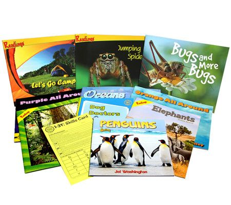 ARC Press Level One (Yellow) 10-Book Reading Set