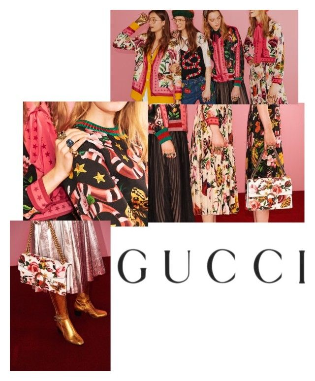 """""""Presenting the Gucci Garden Exclusive Collection: Contest Entry"""" by thisismedika on Polyvore featuring Gucci and gucci"""