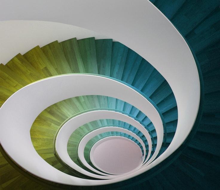 53 Best Ombré Walls Images On Pinterest