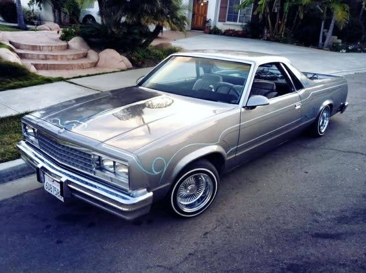 El Camino With Hydraulics : Best lowrider elco s images on pinterest driveways