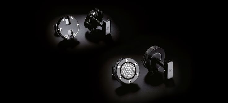 Massimiliano Bonoli - Advanced Design Cufflink