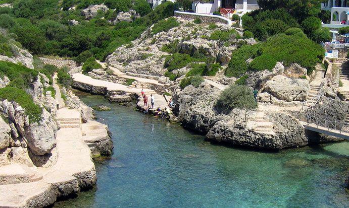 alquiler de coches Menorca