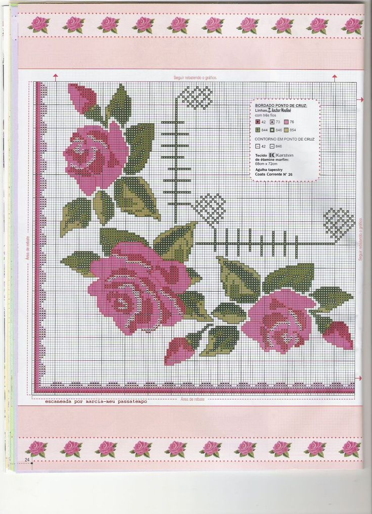 403 Best Images About Cross Stitch Borders On Pinterest