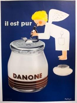 Danone, entreprise française et magnifique