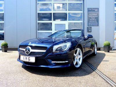 used Mercedes SL500 AMG Paket !! Magic Sky + B&O Sound !