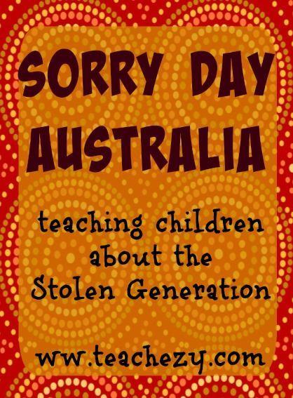 The stolen generation essay