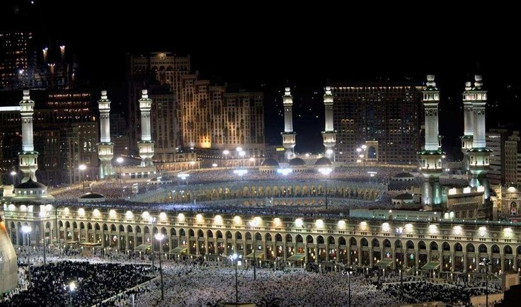 Mecca, Saudi Arabia | ... to the Islamic Holly Places: Masjid al-Haram (Mecca) Saudi Arabia