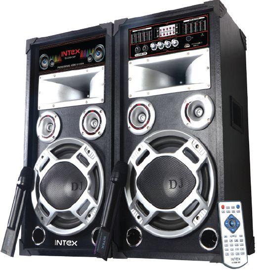 Intex DJ Speakers - Huge Selection, Best Price