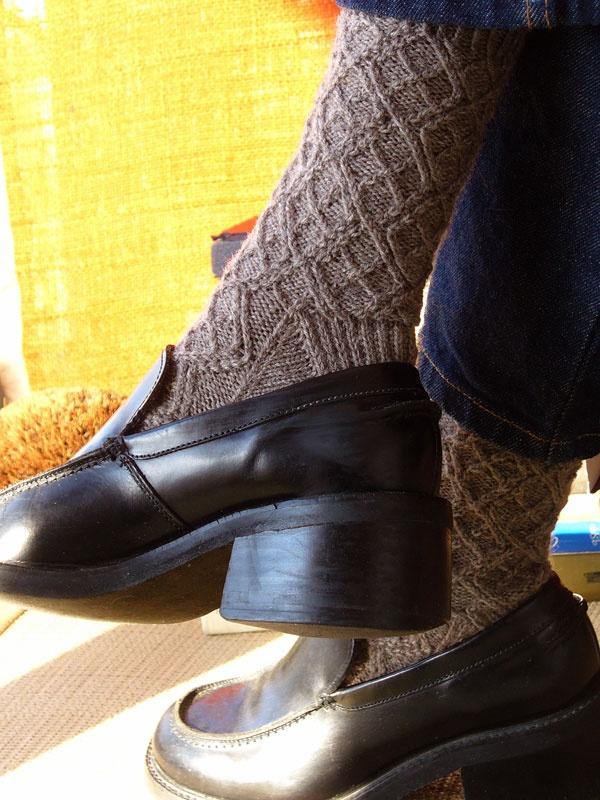 165 Best Socks Images On Pinterest Knit Socks Sock Knitting And