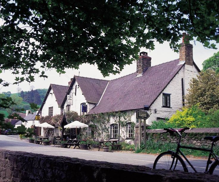 The West Arms, Llanarmon Dyffryn-Ceiriog, Llangollen, Wrexham. Pet Friendly Hotel Holiday Accommodation in Wales. Accepts Dogs, Horses & Small Pets. #WeAcceptPets