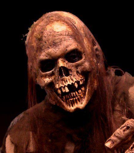 Flesh Eater Latex Mask   Pinterest   Masking and Horror masks