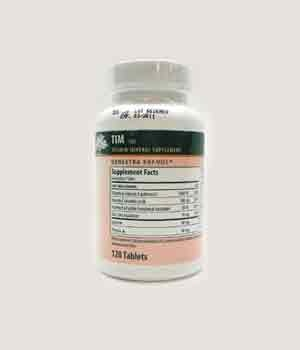 Genestra TIM Immune Forte  provides vitamins and synergistic nutrients along with glandular tissue extracts, which are high in biologically-active proteins, hormones and nucleic acids, formulated specifically to support and maintain a healthy immune system. On sale at The Health Garden for $31.05