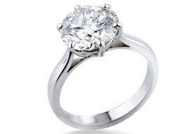 solitaire diamond ring - Google Search