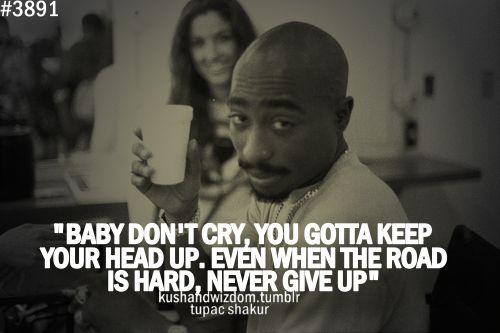 Keep Your Head Up Tupac Lyrics