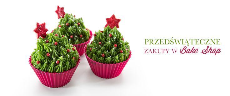 Bake-Shop | Bo każdy może piec! #bakeshop.pl #baking #christmas #papilotki
