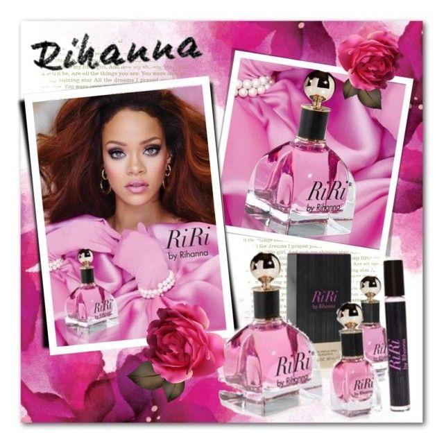 """Perfume de Rihanna RiRi"" by sella103 ❤ liked on Polyvore featuring beauty"
