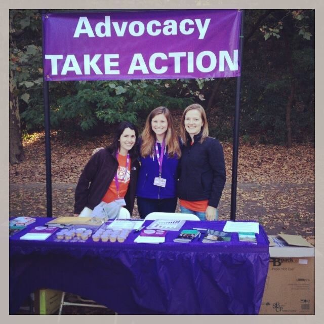 Advocacy table.
