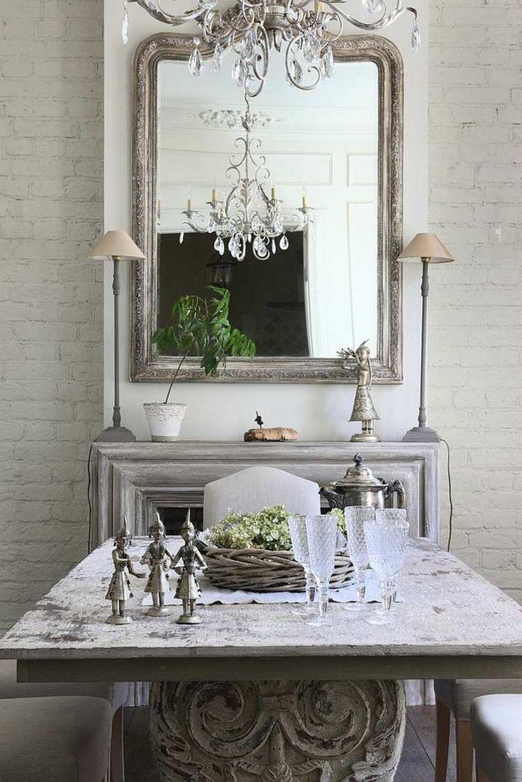 les 25 meilleures id es concernant salle manger shabby chic sur pinterest d coration de. Black Bedroom Furniture Sets. Home Design Ideas