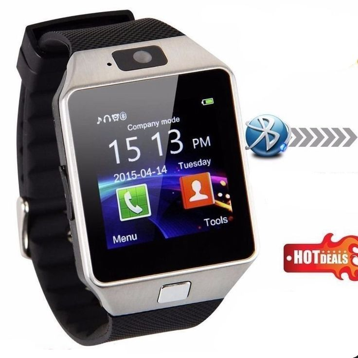 FUNIQUE Digital Smart Watch Fit Android/IOS Phone Bluetooth Intelligent Clock Sports Smartwatch TF SIM Card Camera Support reloj //Price: $23.22 & FREE Shipping //     #buy18eshop
