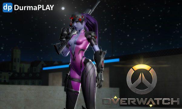 Overwatch Widowmaker Yeni Karakter Animasyonu