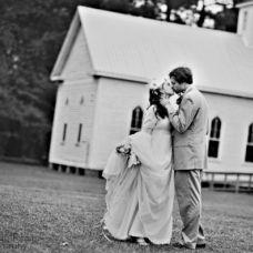 small church wedding
