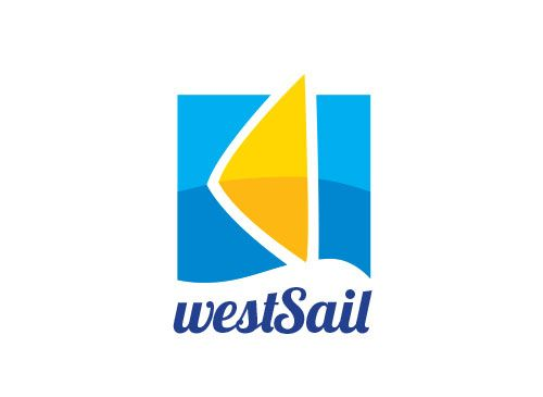 Logo, Dreieck, Segel, Grafikpart