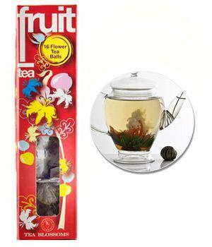 Teacup Balls - Fruit (16 Balls)