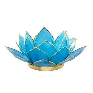 Gemstone Lotus TLight - Turquoise