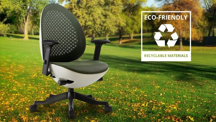 Eco Friendly Chairs Are The Best For You And The Environment Ergonomic Office Chair Office Chair Eco Friendly Office