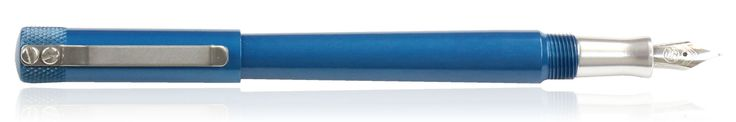 Karas Kustoms Fountain K Fountain Pens in blue
