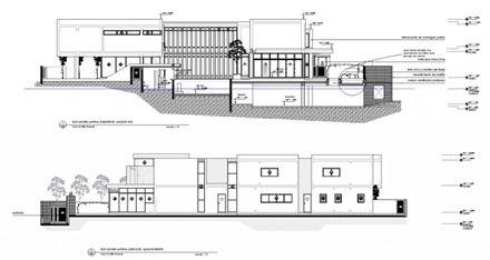 Planos y elevaciones recomendados casa f making for Arquitectura moderna planos