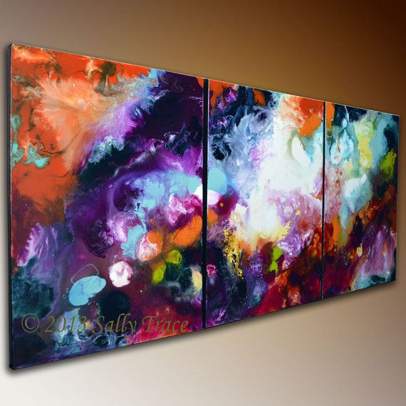 Hey, I found this really awesome Etsy listing at http://www.etsy.com/listing/173727626/original-abstract-paintings-mixed-media
