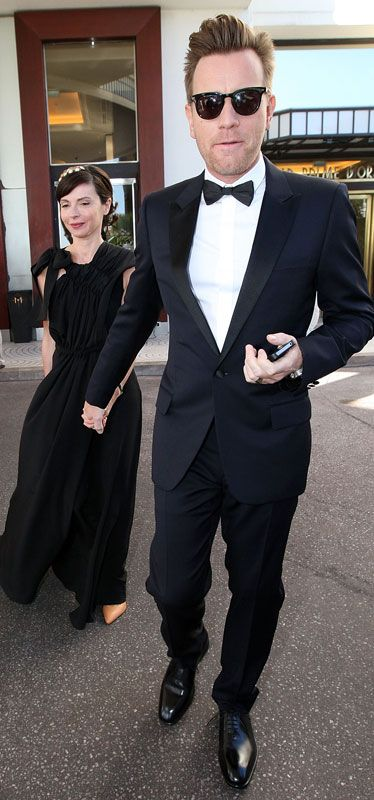 Best Dressed Men Cannes 2012 - Ewan McGregor in a tuxedo!