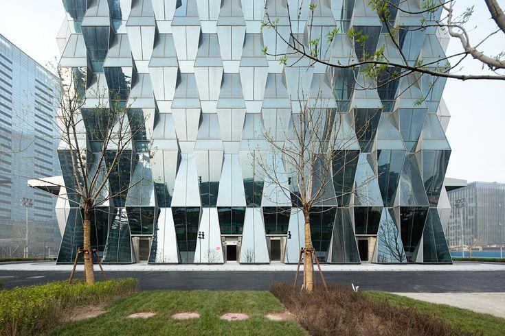 Galería de Beijing Groenlandia Centro / SOM - 8