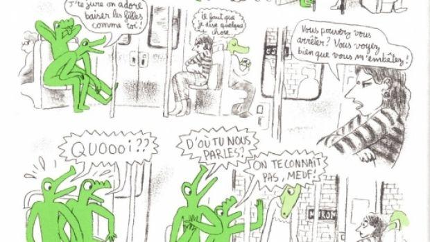 Des crocodiles dans la Book Box