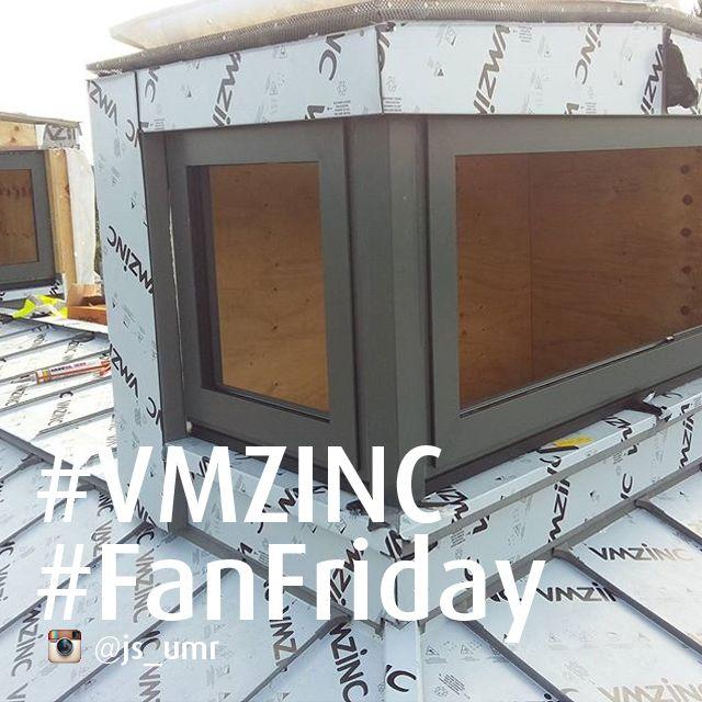 #VMZINC #FanFriday www.vmzinc-us.com