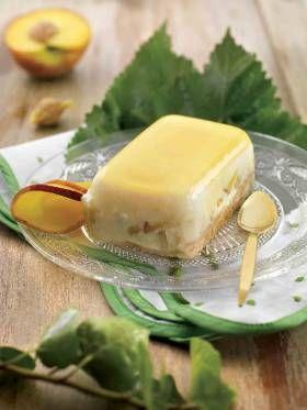 Γλυκό ψυγείου με γιαούρτι και ροδάκινα | Άρθρα | Ελευθεροτυπία