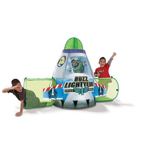 Toy Story 3 Buzz Lightyear Buzz Rocket by PlayHut. $45.99. Only Playhut structures provide children with hours of interactive fun!