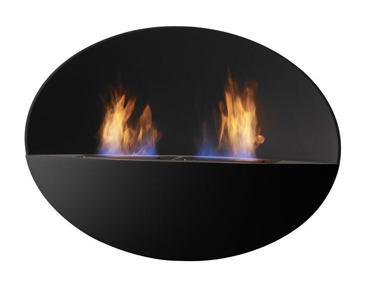PROMETHEUS OB Safretti Fireplace Collection - #Fireplace #InteriorDesign #Fire #Safretti