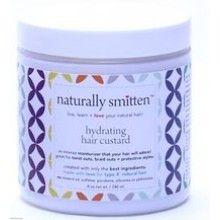 Naturally smitten™ Hydrating Hair Custard &30.00