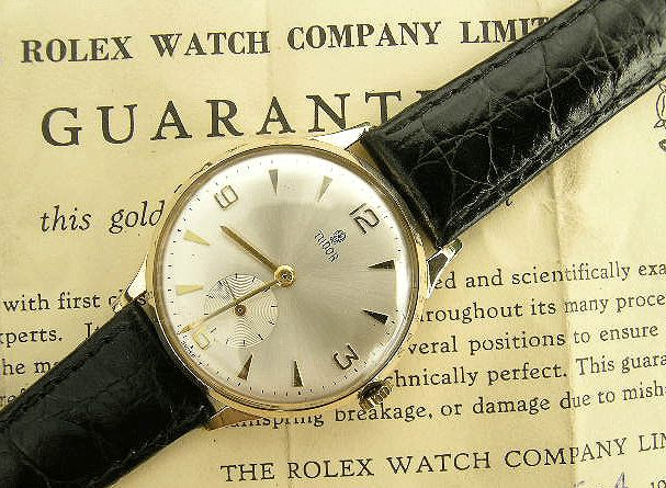 Vintage tudor watches for sale