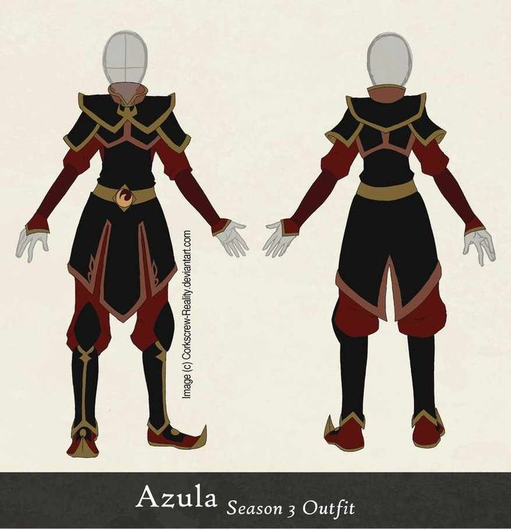 Avatar the last airbender Azula | Cosplay stuff ...