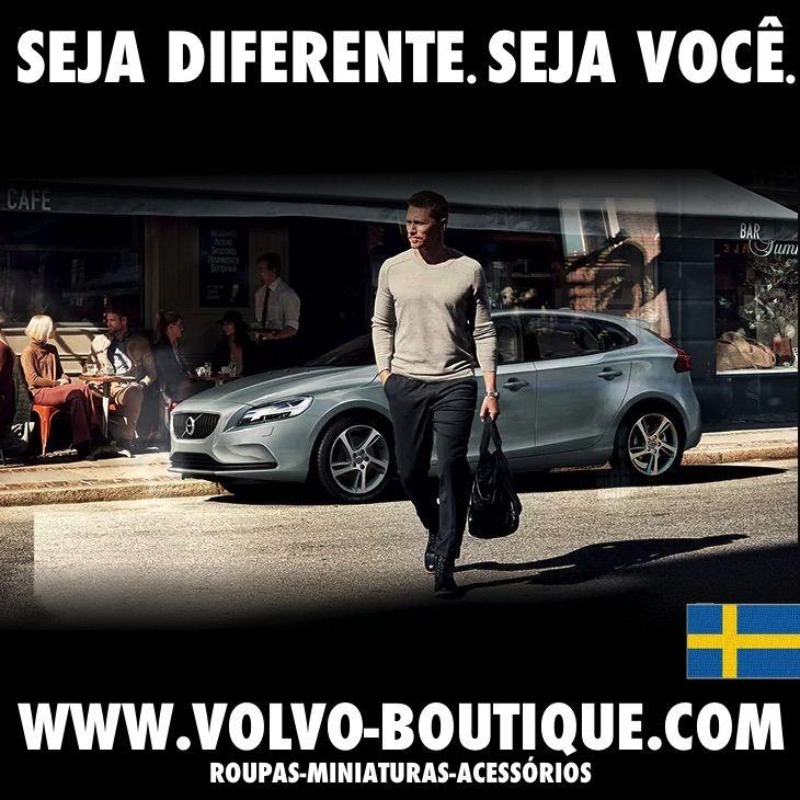 Para quem gosta da Marca Escandinava! WWW VOLVO-BOUTIQUE COM