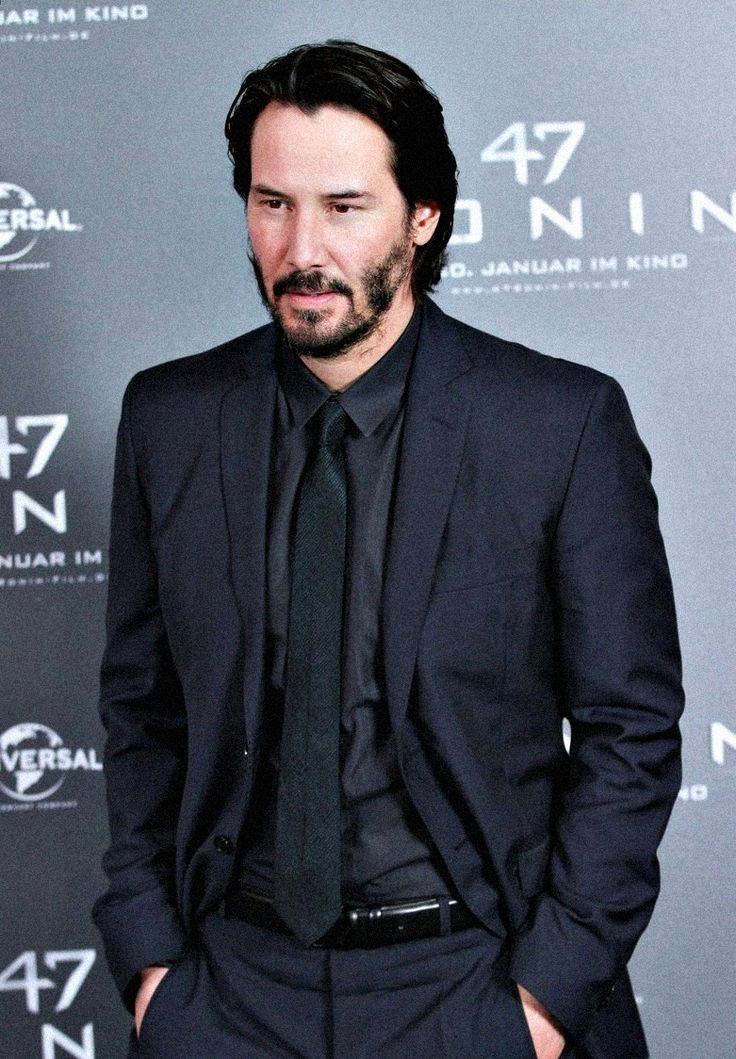 Keanu Reeves  October, 2014