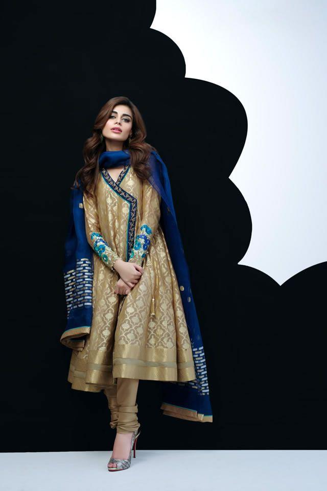 Photo 7: Sania Maskatiya Eid Dresses collection 2016 Photos,
