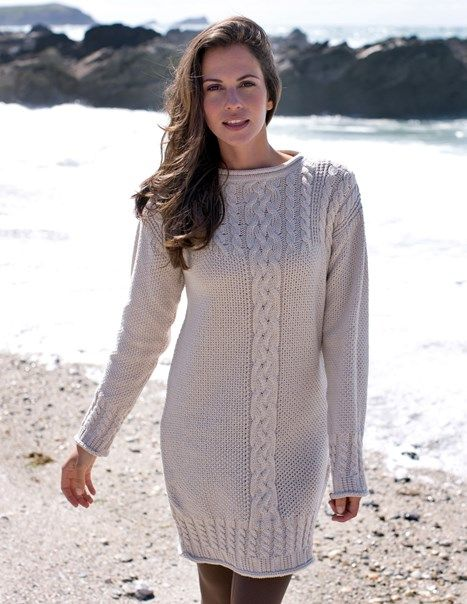 Celtic Cable Dress, from Celtic & Cohttp://www.celticandco.co.uk/new-in/celtic-cable-dress/