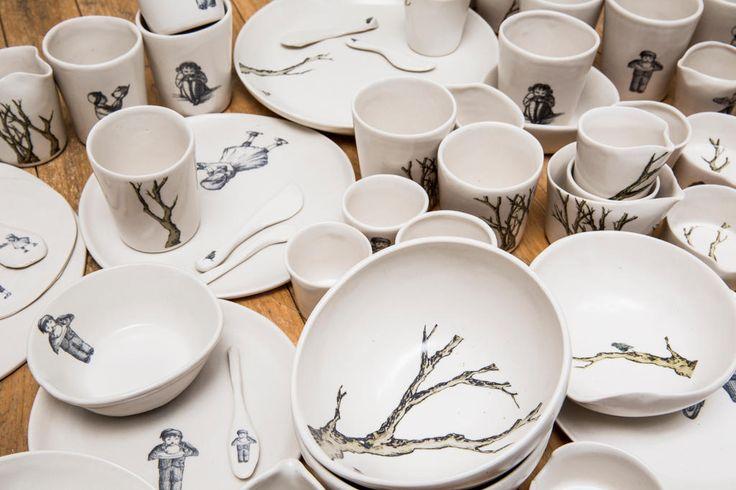 Jessie Pittard - Functional ceramics