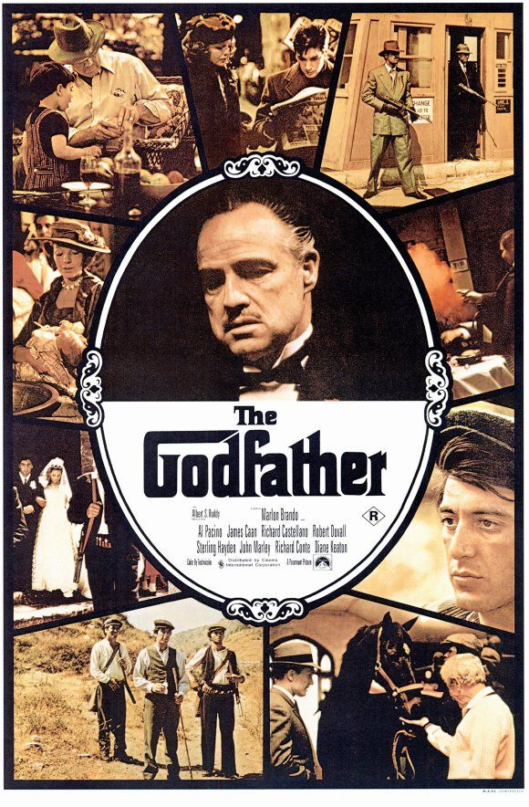 Movie Poster The Goodfather